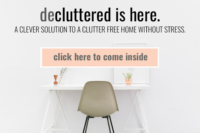 Decluttered Clutter course