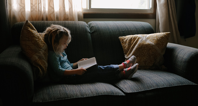 4 Tips To Encourage Kids To Love Reading