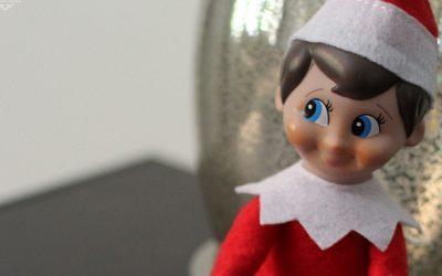 Two Fun Alternatives To That Creepy Elf On The Shelf
