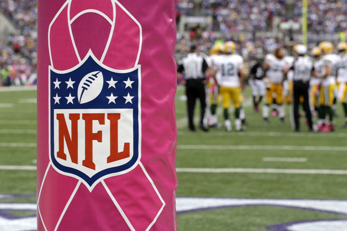 Please Stop Buying The NFL's Pink Crap