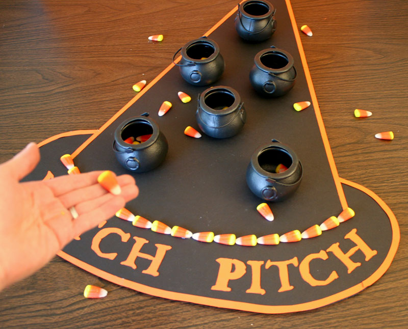 Witches Of Pitches