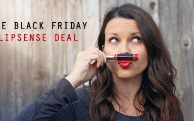 LipSense Black Friday Deal 2017