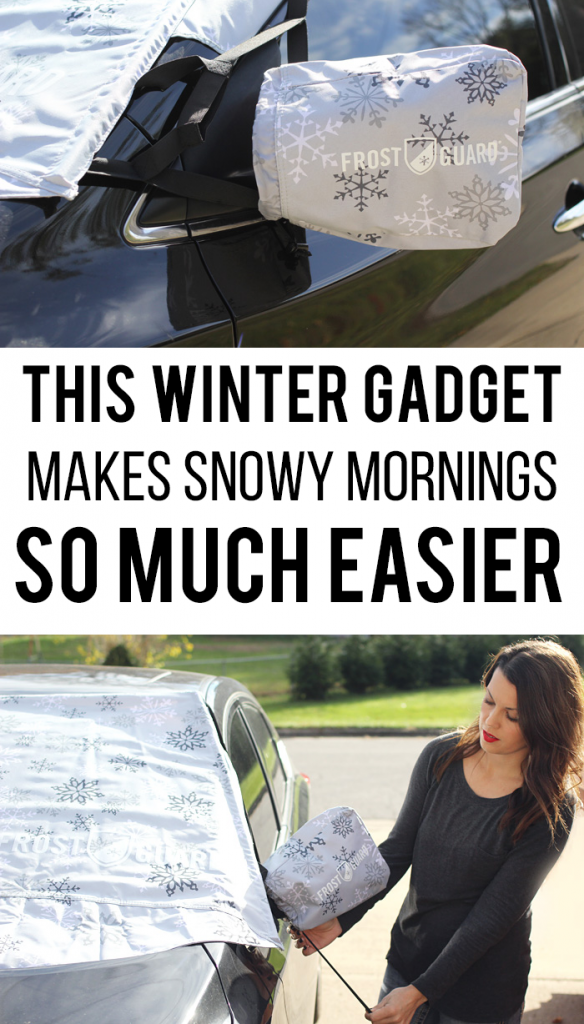 This Epic Winter Hack Will Save You So Much Time