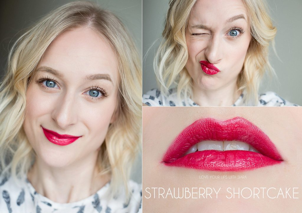 How To Sell LipSense - Strawberry Shortcake LipSense
