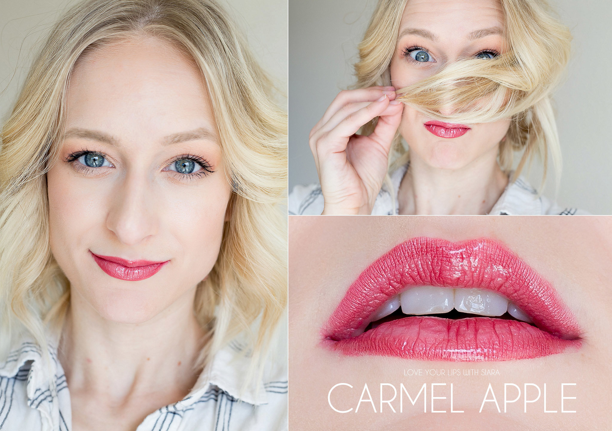 Carmel Apple LipSense giveaway