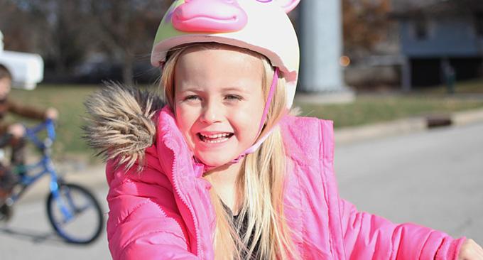 "Dynacraft Barbie 16"" Girls' Bike"