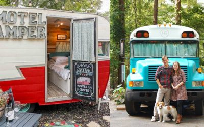 12 Epic Camper Remodel Ideas