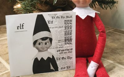 Elf On The Shelf Reputation CD Prop