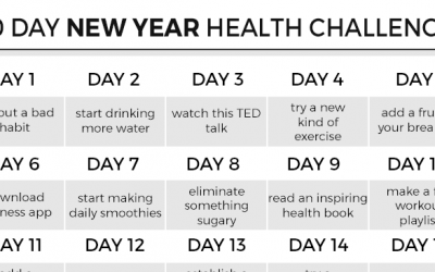 New Year Health Challenge