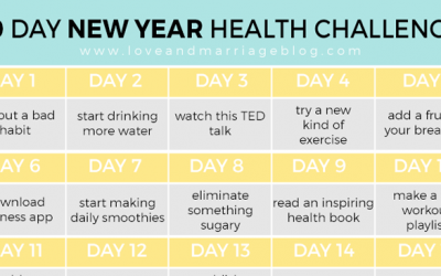 30 Day New Year Health Challenge
