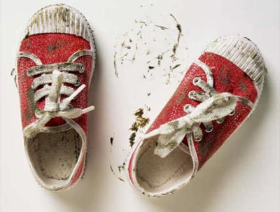Why Wearing Shoes In The House Is Completely Disgusting
