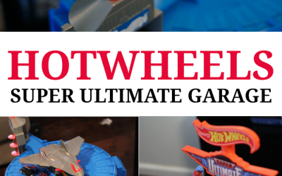 The Epic HotWheels Super Ultimate Garage