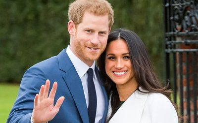 Prince Harry and Meghan Markle Announce A Wedding Date