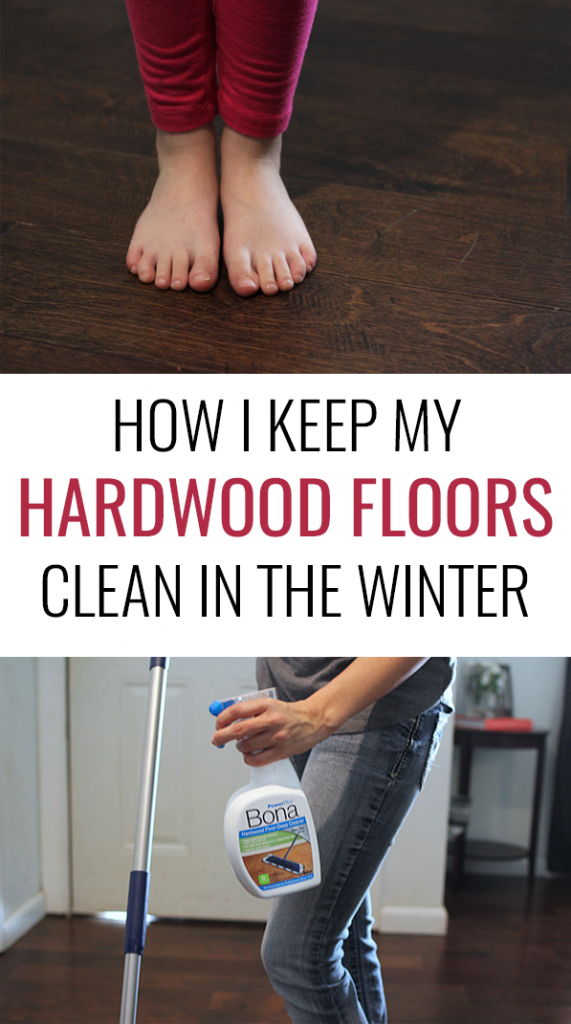 How I Keep My Hard Wood Floors Protected In Winter