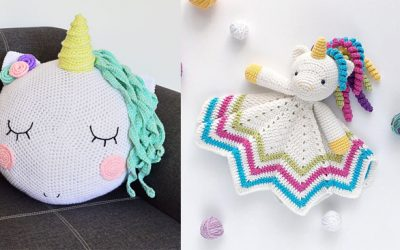 12 of The Cutest Unicorn Crochet Patterns