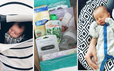 The Ultimate List of Free Baby Stuff