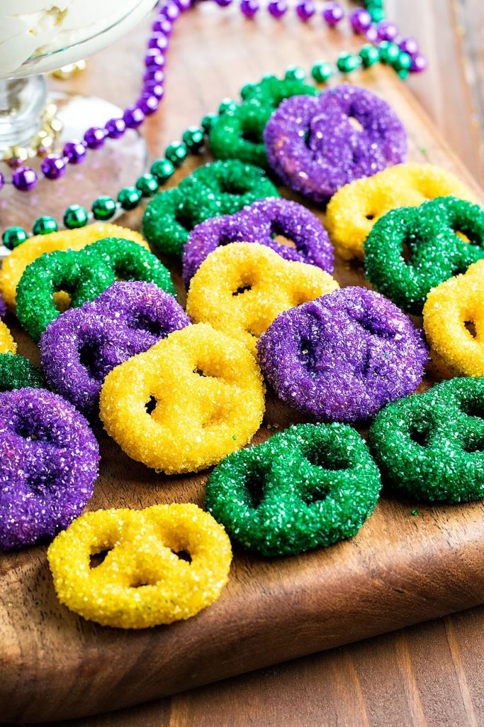 King Cake Dip - Mardi Gras Recipe