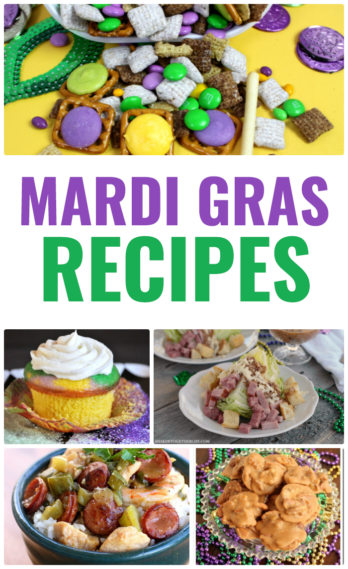 15 Yummy Mardi Gras Recipes