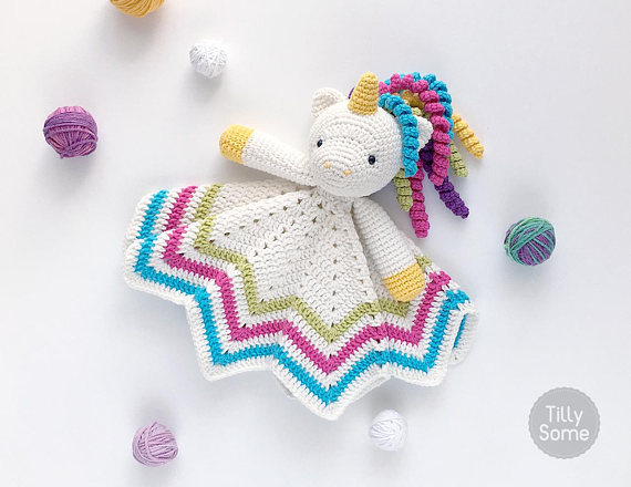 Baby unicorn amigurumi pattern - Amigurumi Today | 440x570