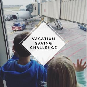 Vacation Saving Challenge