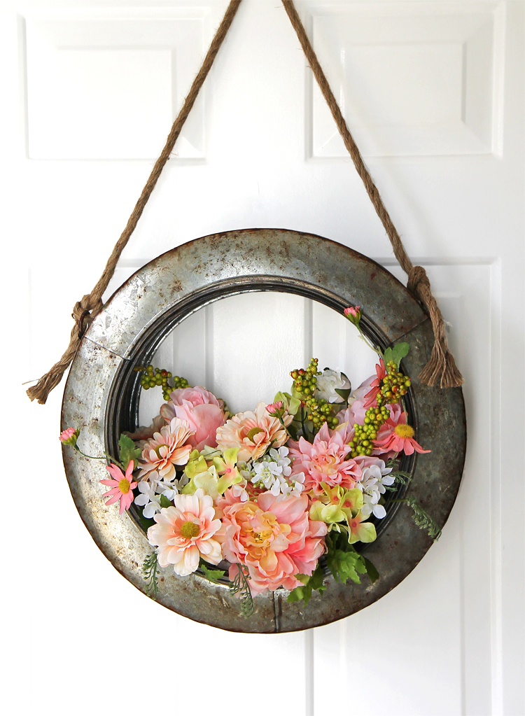 11 Gorgeous DIY Spring Wreaths