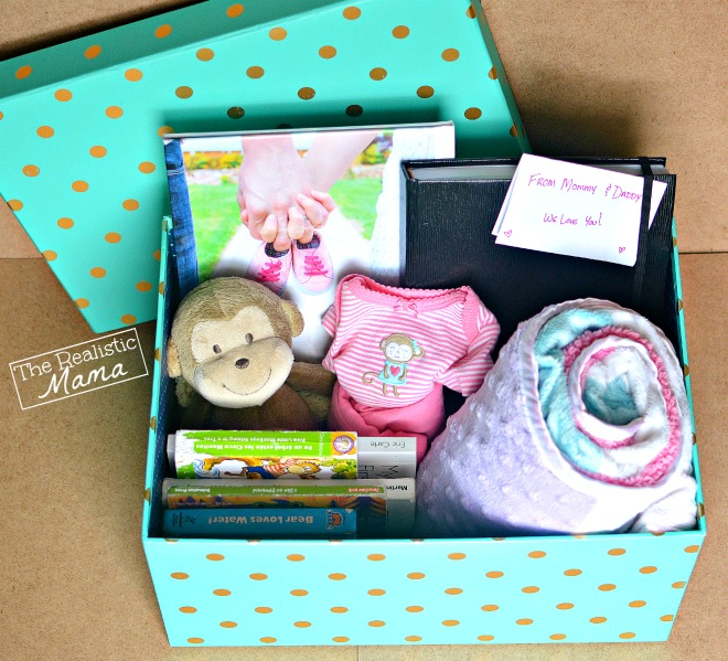 Baby Box from The Realistic Mama
