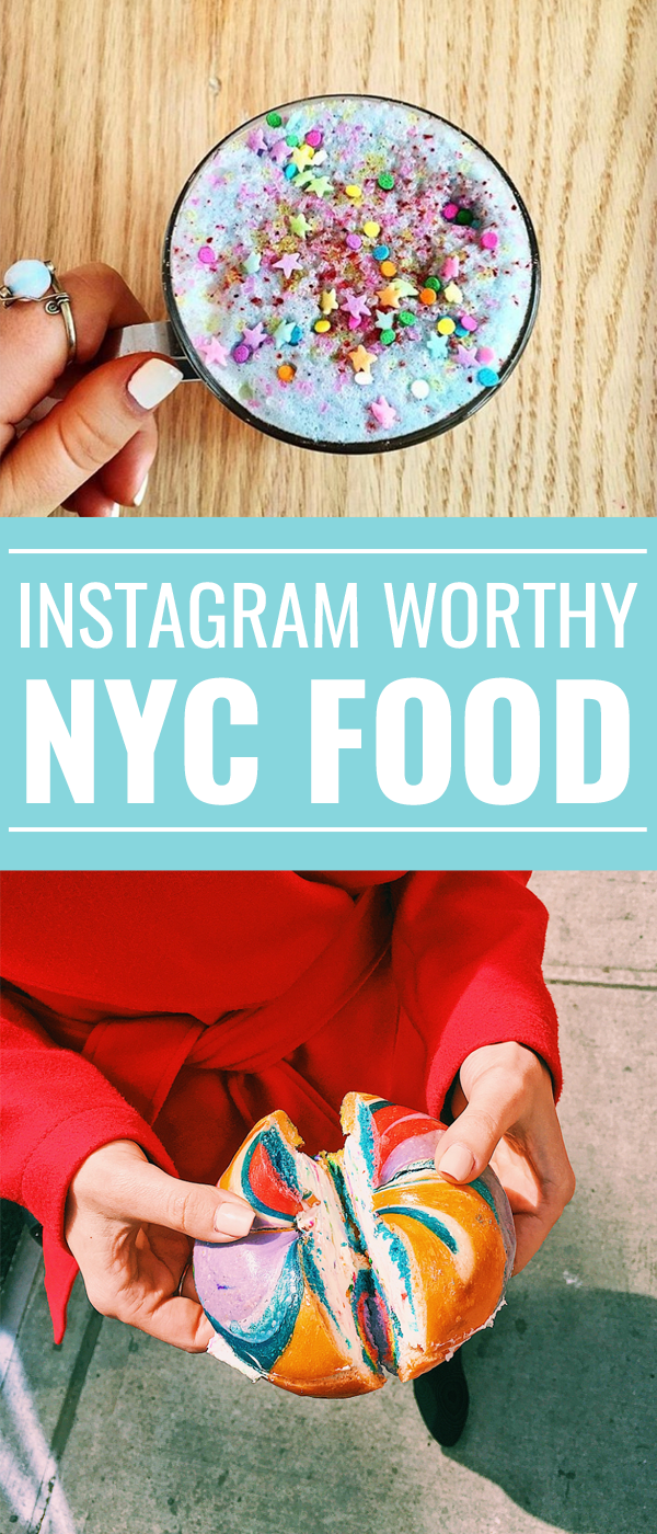 7 Instagram Worthy Foods You Need to Try in NYC