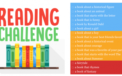 A Fun Kids Reading Challenge