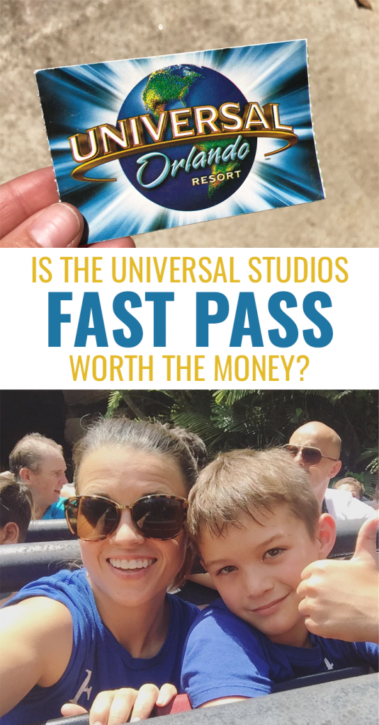 Universal Studios Orlando :: Is The Fast Pass Worth It?