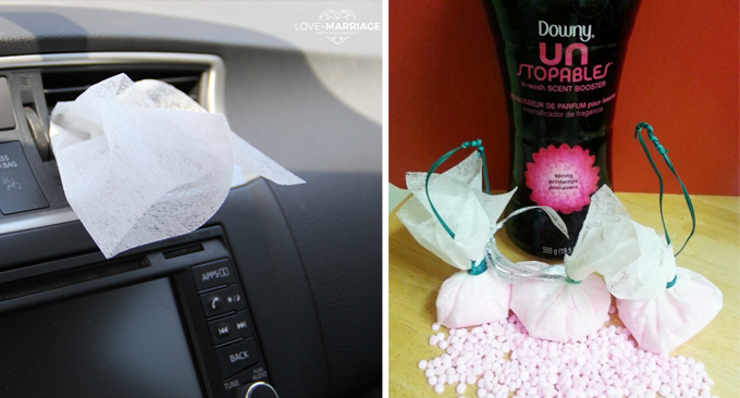 10 Hacks To Make Your Car Smell Amazing