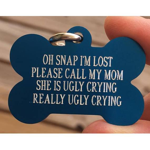 Funny Dog Collar