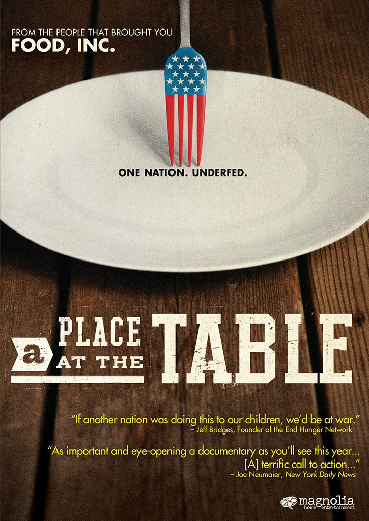 A Place At The Table - Documentaries to watch with kids