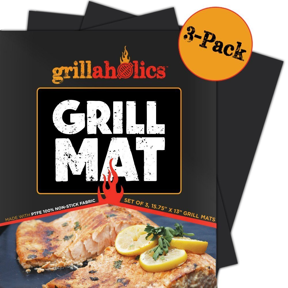Grill Hack - Grill Mat