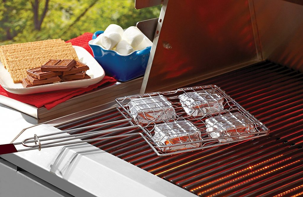 Grill Hacks How To Grill S'mores