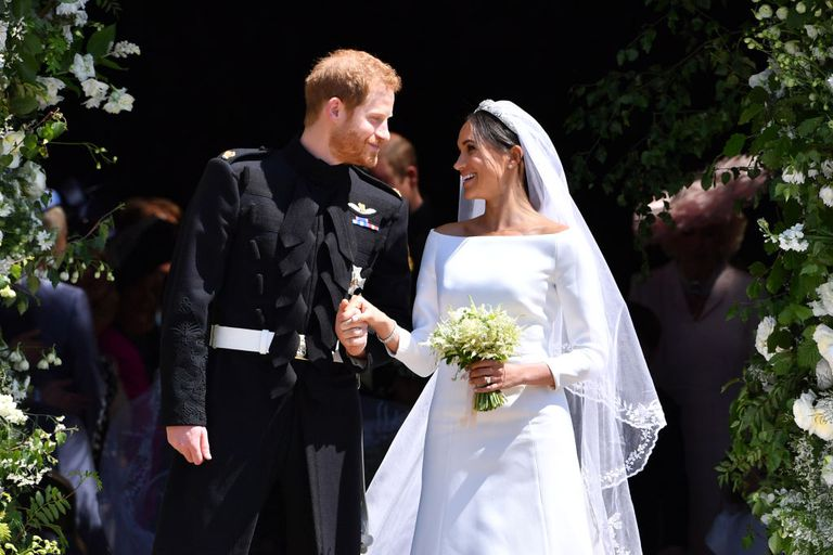 All The Sweet Ways Meghan and Harry Honored Princess Diana at Their Wedding