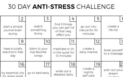 Anti-Stress Challenge