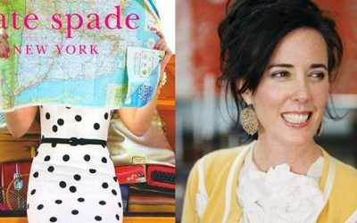 Kate Spade Found Dead at Age 55