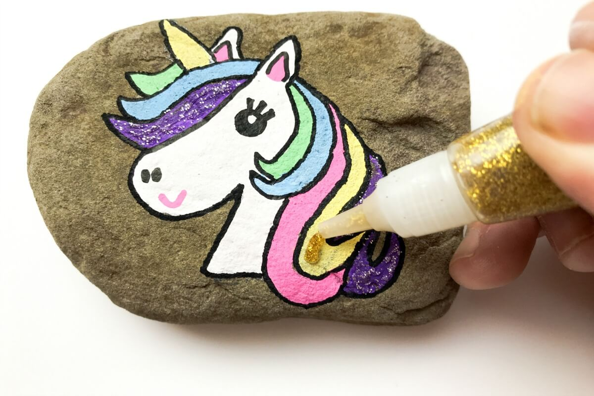 14 Most Adorable Painted Rocks Ideas And Crafts For Kids Adults