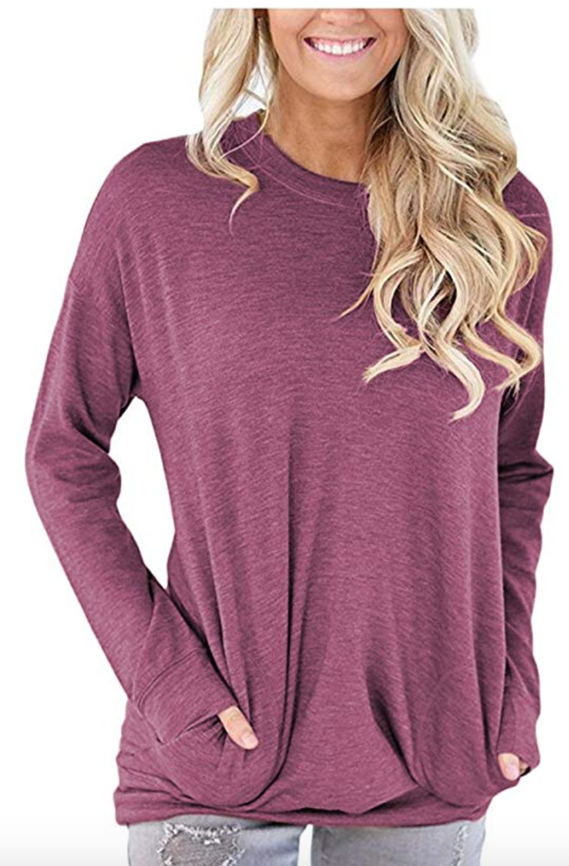10 Cutest Tops on Amazon for Under $15