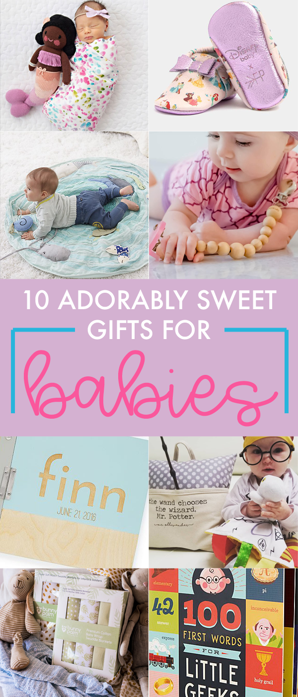 The Sweetest Gift Ideas for Babies