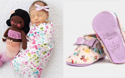 10 of The Sweetest Gift Ideas for Babies