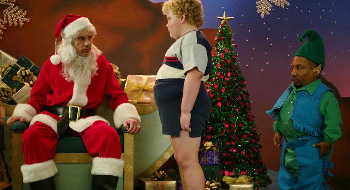 Bad Santa - The Big List of Christmas Movies on Netflix