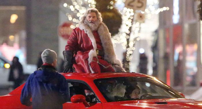 The Christmas Chronicle - The Big List of Christmas Movies on Netflix