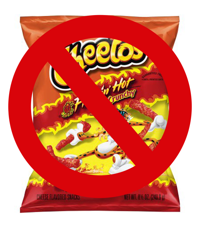 3 Reasons This ER Doc Says to Hide Flamin' Hot Cheetos From Your Kids