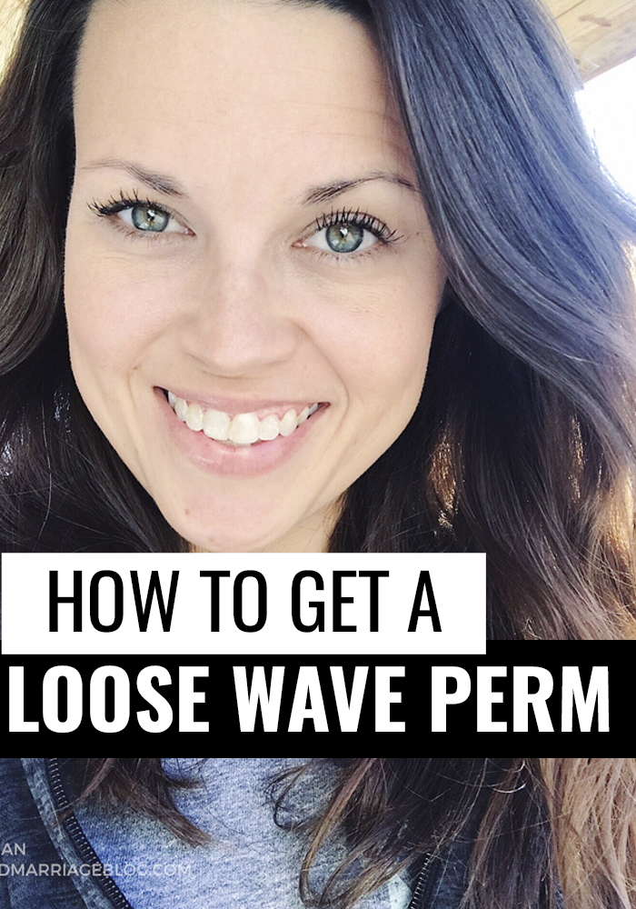 How to get a loose perm that looks natural and beautiful. Permed Hairstyles #Hairstyles #BeautyHacks #PermedHair