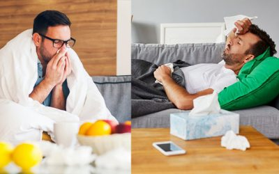 How To Tell If Your Husband Is Suffering From A Man Cold AKA 'Him-Fluenza'
