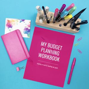 Budget Planning Workbook