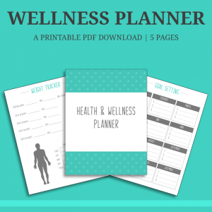 Health & Wellness Planner