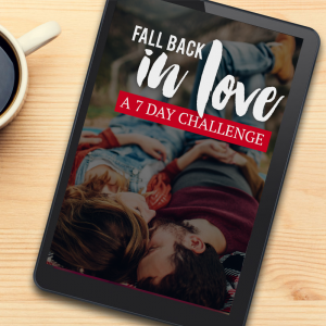 Fall Back In Love Challenge