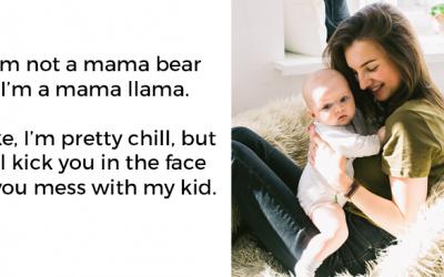 I'm a Mama LLama